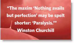 Michael Laffey, Life Coach, Analysis Paralysis