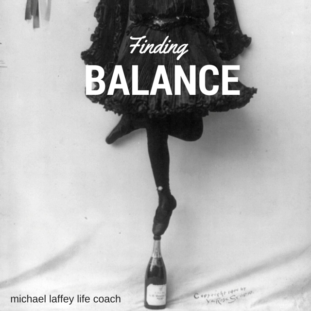 Michael Laffey, LIfe Coaching, Finding Balance, Balance, Full 360, 360, Wheel of Life