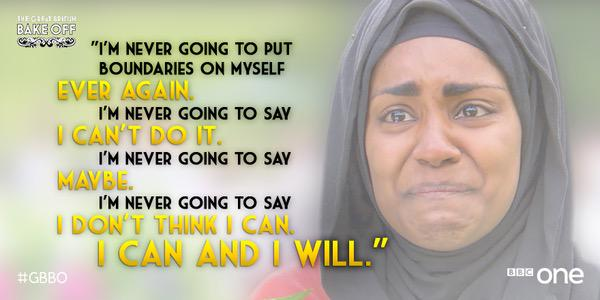 Nadiya Hussain, Nadiya, BBC, Great British Bake Off, GBBO, michael laffey life coach