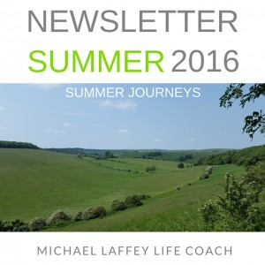 Michael Laffey, Life Coach, Michael Laffey Life Coach, Newsletter