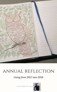 Annual Reflection FC - Going from 2017 into 2018