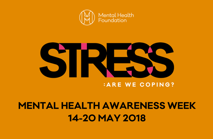 mental health awareness week, mhaw, mhaw18, michael laffey, michael laffey life coach, stress, stress maangement