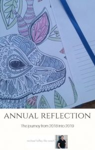 Capture_Annual Reflection - 2018 into 2019 - Michael Laffey Life Coach