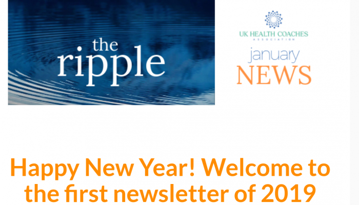 UKHCA Jan Newsletter 2019