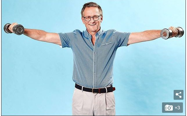 Dr Michael Mosley - The Mail on Sunday - 11 October 2019 - Why exercise is as vital for the brain as it is for the body
